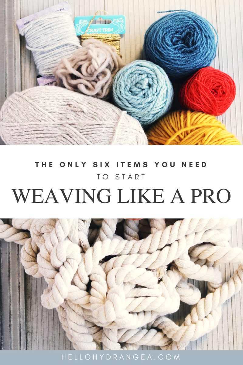 Learn how to Weave Beginners Video Class