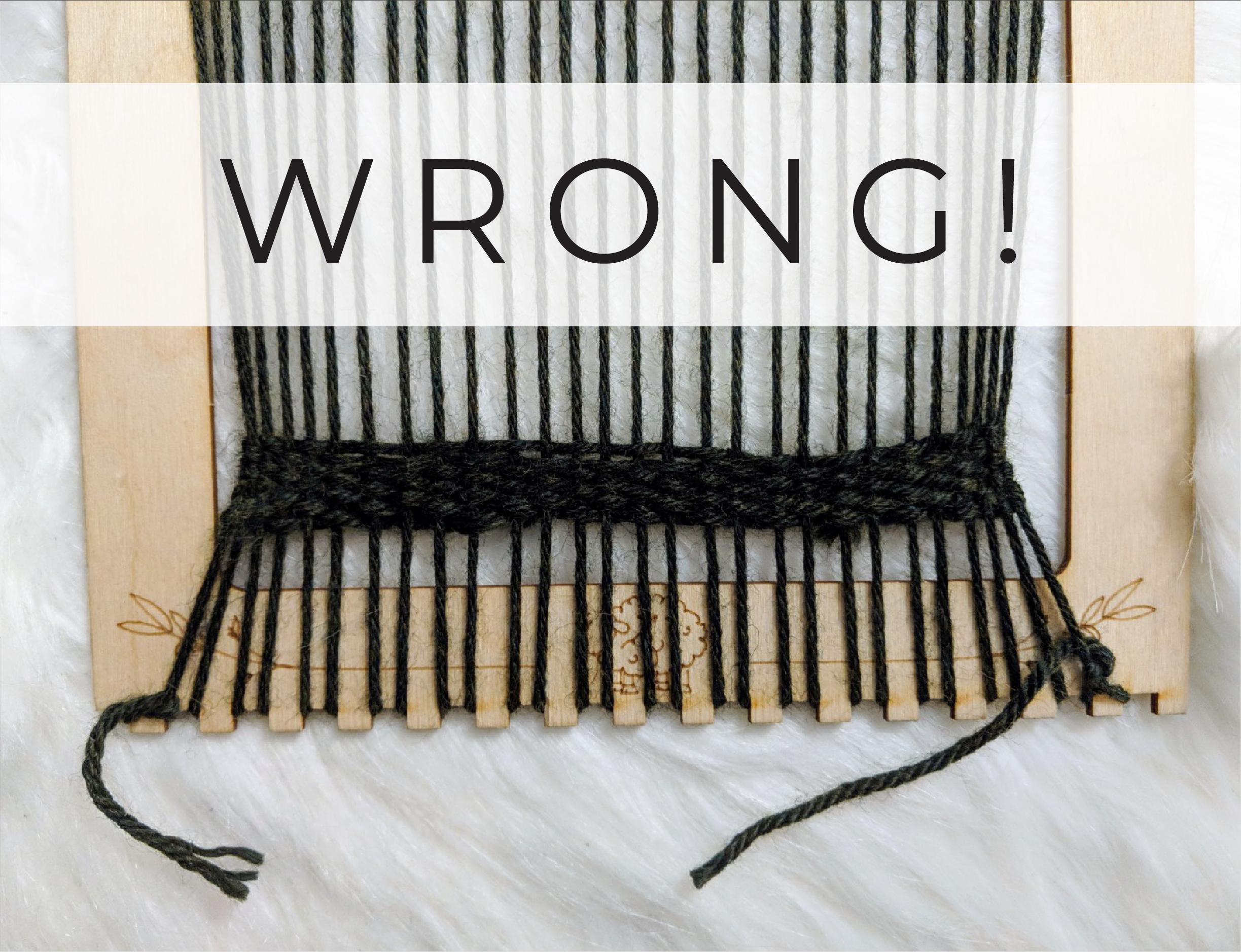 weaving edges shrink in