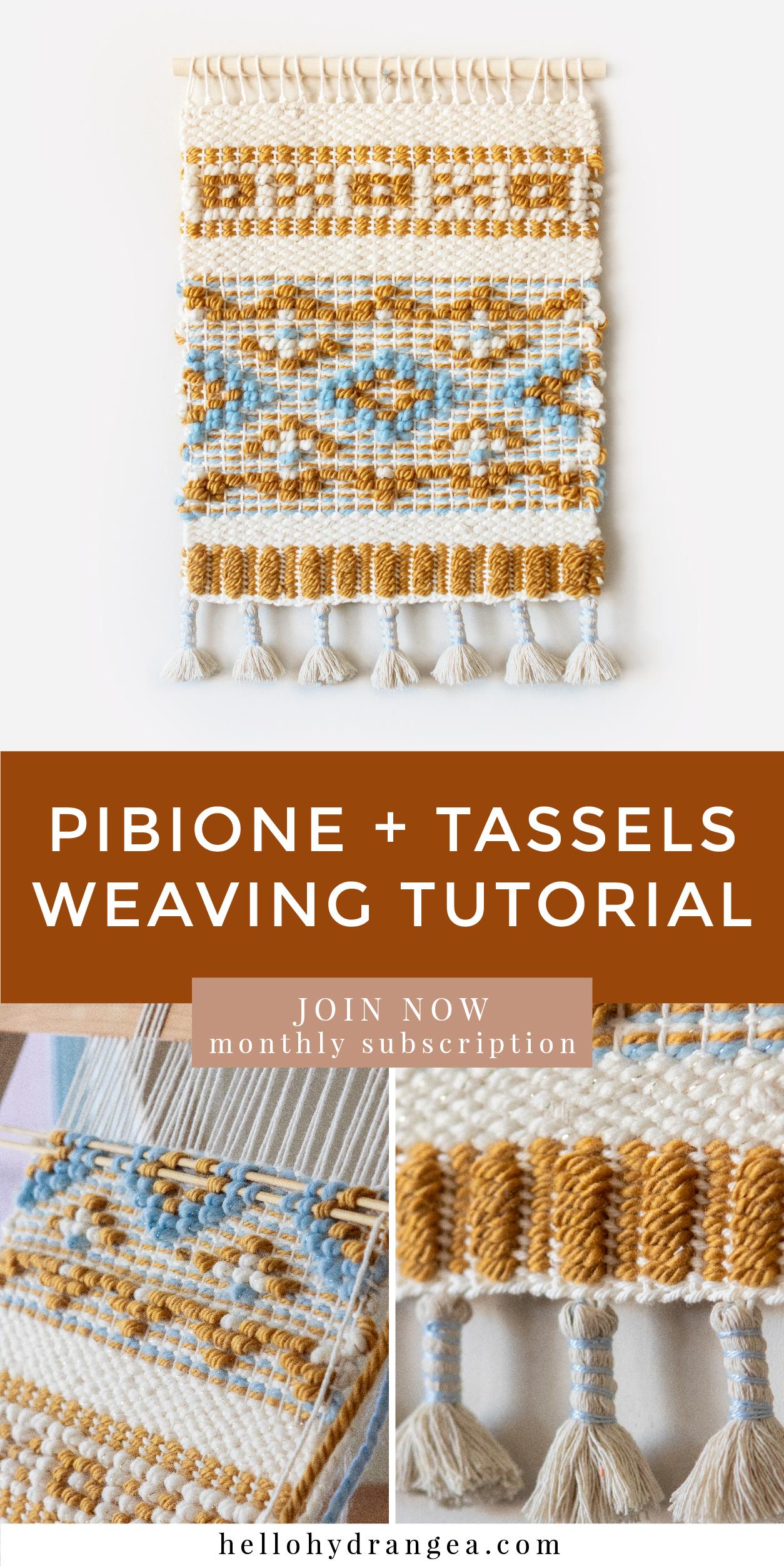 weaving pibione