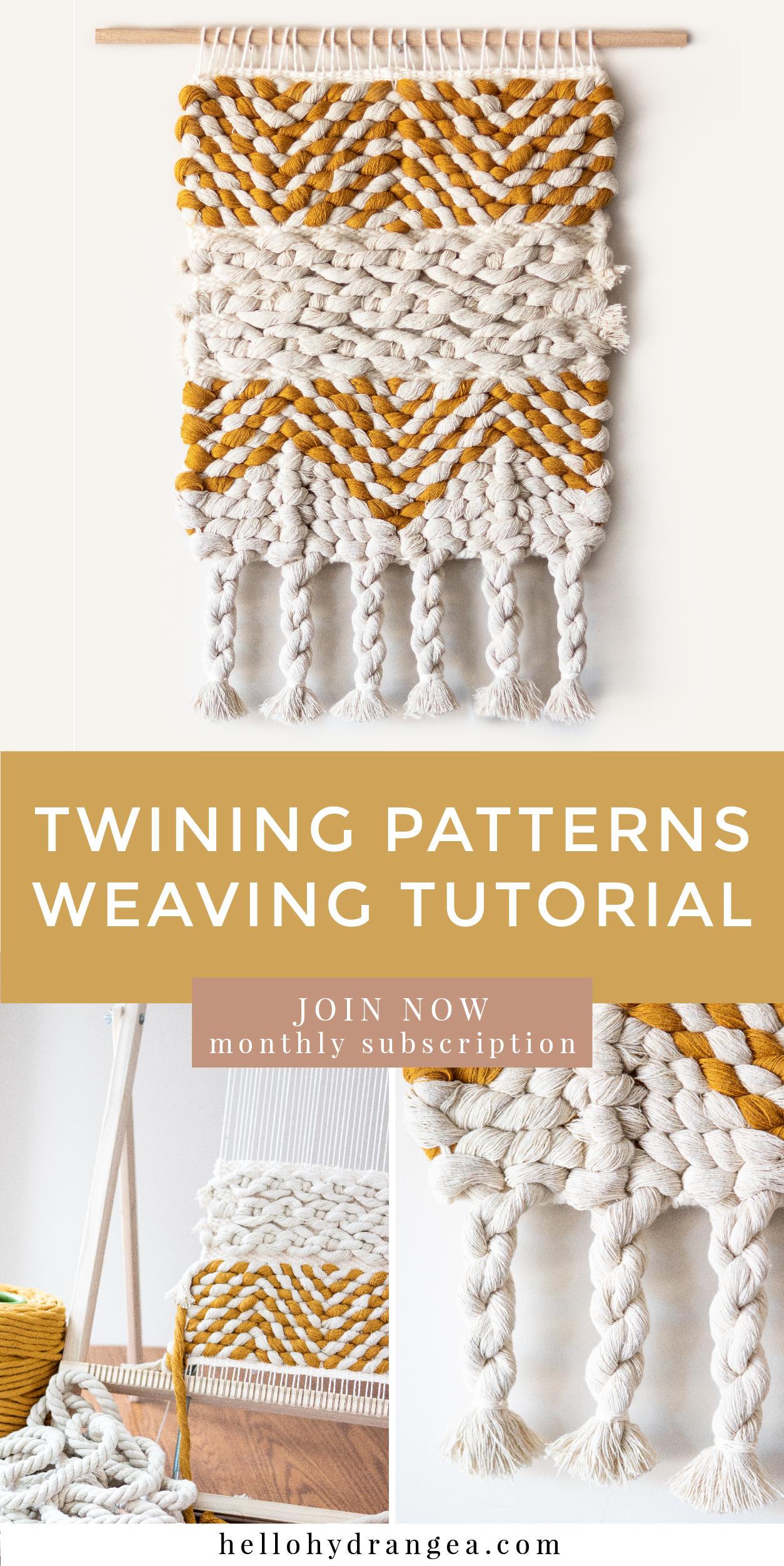 twining weaving