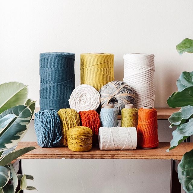GIVEAWAY✨⠀ I have a day full of workshops today, but I didn't want to leave without sharing something fun. I know you want to ALL of these goodies from @ganxxet , right!? They sent me a BOXFUL or rope and yarns that I've been playing with. ⠀ ⠀ They also gave me permission to choose my favorites to giveaway an identical set to someone! It was so hard to choose. I ended up asking 'Is this too much? I love it all!' And luckily, they were totally up for it 🙌🏼 Their velvet rope yarn is so unique and their macrame rope is some of my favorite. Too many good products for me to choose from, which is great for you!⠀ ⠀ To enter: ⠀ ⠀ 1. Follow @ganxxet and me 😉⠀ 2. Tag a friend who also loves rope and fiber (which should be everyone, right!?) 😝⠀ 3. Bonus points if you share to your stories, tagging us both!⠀ ⠀ Head to their website to check out all of their amazing products. If you enjoy macrame or weaving, they have lots of beautiful fibers to use and they're constantly adding new colors and items!⠀ XO⠀ Lindsey⠀ .⠀ .⠀ ⠀ .⠀ .⠀ .⠀ .⠀ .⠀ #hippie #fashion #macrame #homedecor #bohemian #wallhanging #vintage #bohohome #bohodecor #art #jungalowstyle #jewelry #macramemovement #macramewallhanging #wallart #boho #fiberart #walldecor #love #design #macramelove #bohemianstyle #photography #handmadejewelry #handmade #bohochic #interiordesign #decor #etsy #bohostyle⠀