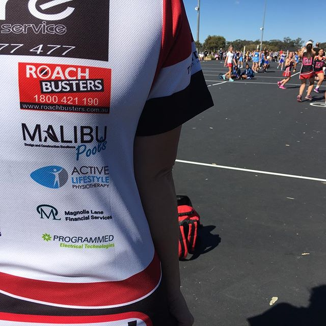 Proud to be a continued sponsor and supporter of all amazing players, Umpires and Volunteers at Glenwood Netball Club.