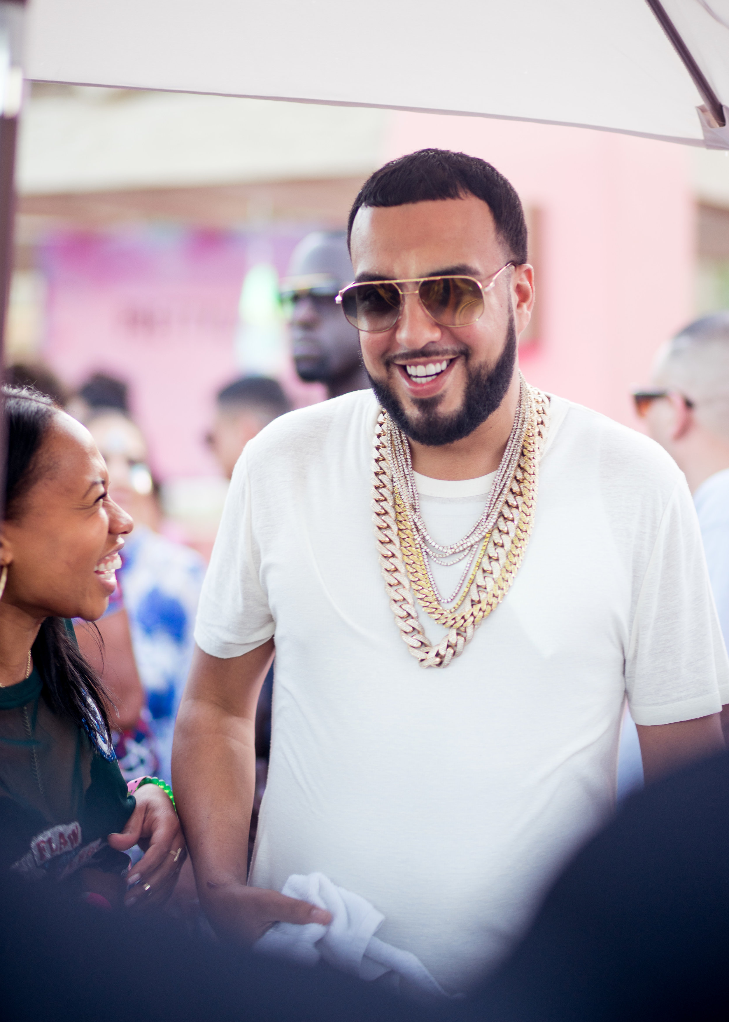 Ultimate Hollywood Coachella Poolside Party french montana having fun.jpg