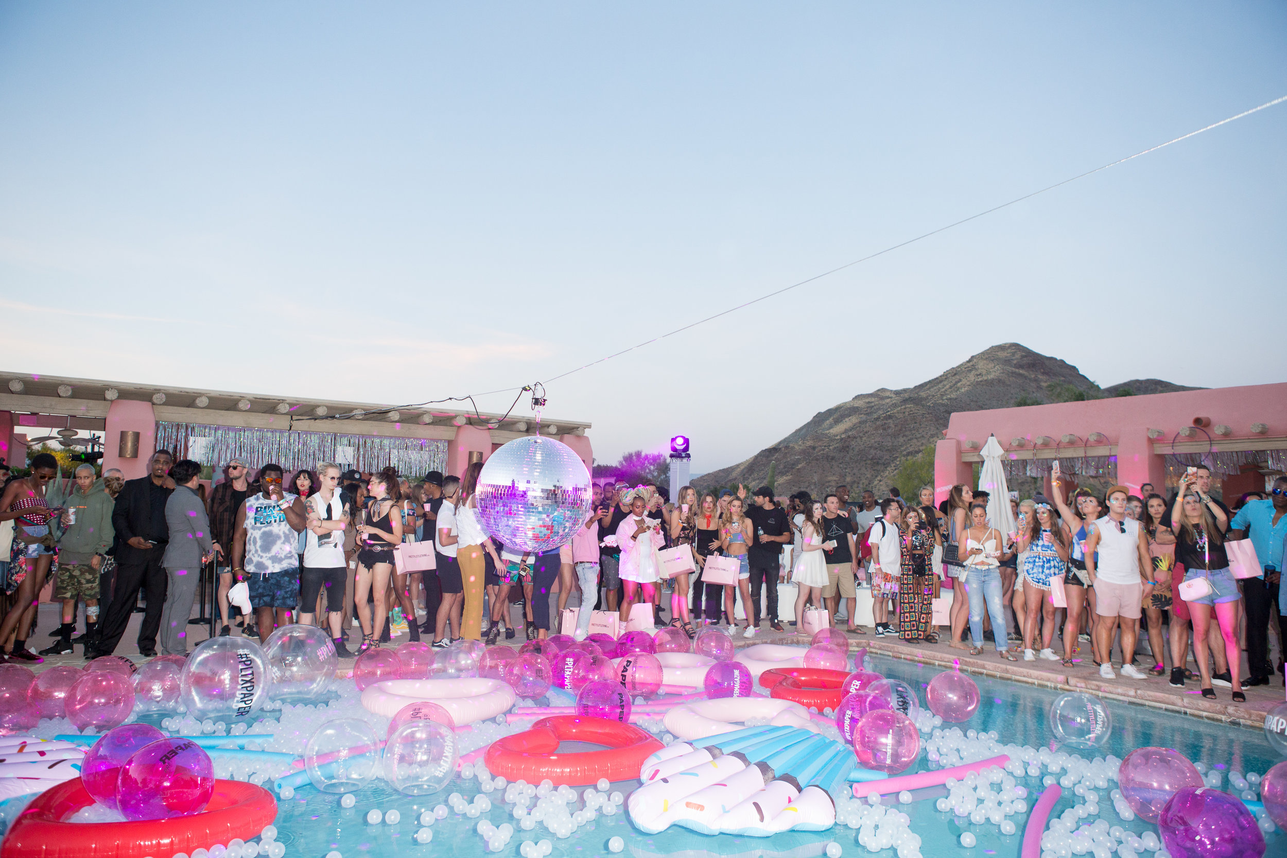 Ultimate Hollywood Coachella Poolside Party partygoers dancing.jpg