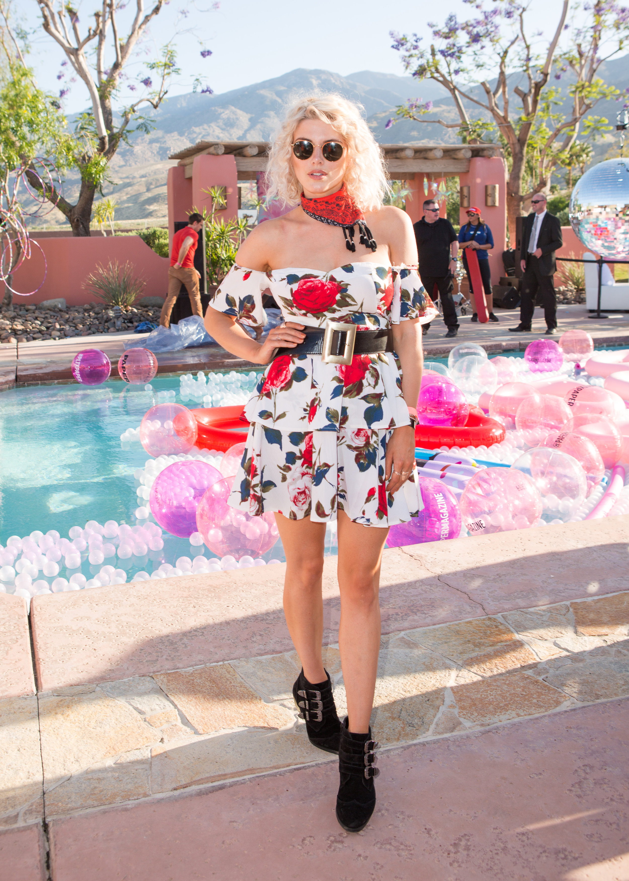 Ultimate Hollywood Coachella Poolside Party ashley james.jpg
