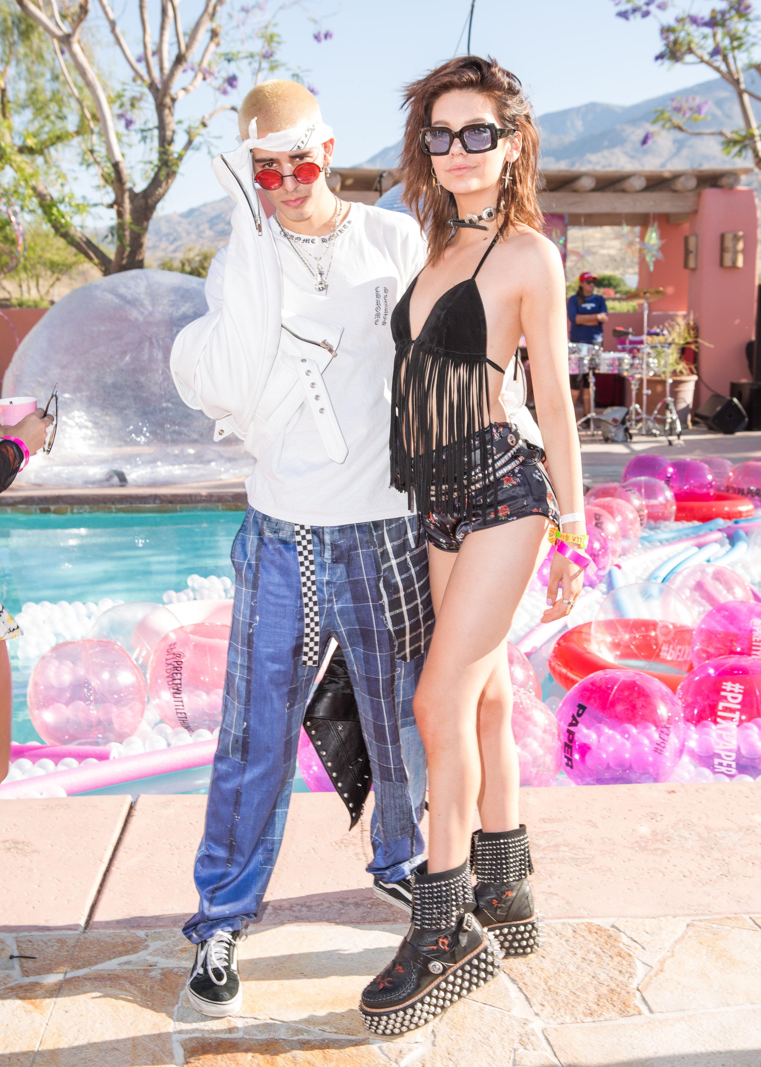 Ultimate Hollywood Coachella Poolside Party johnny zallez amanda steele.jpg