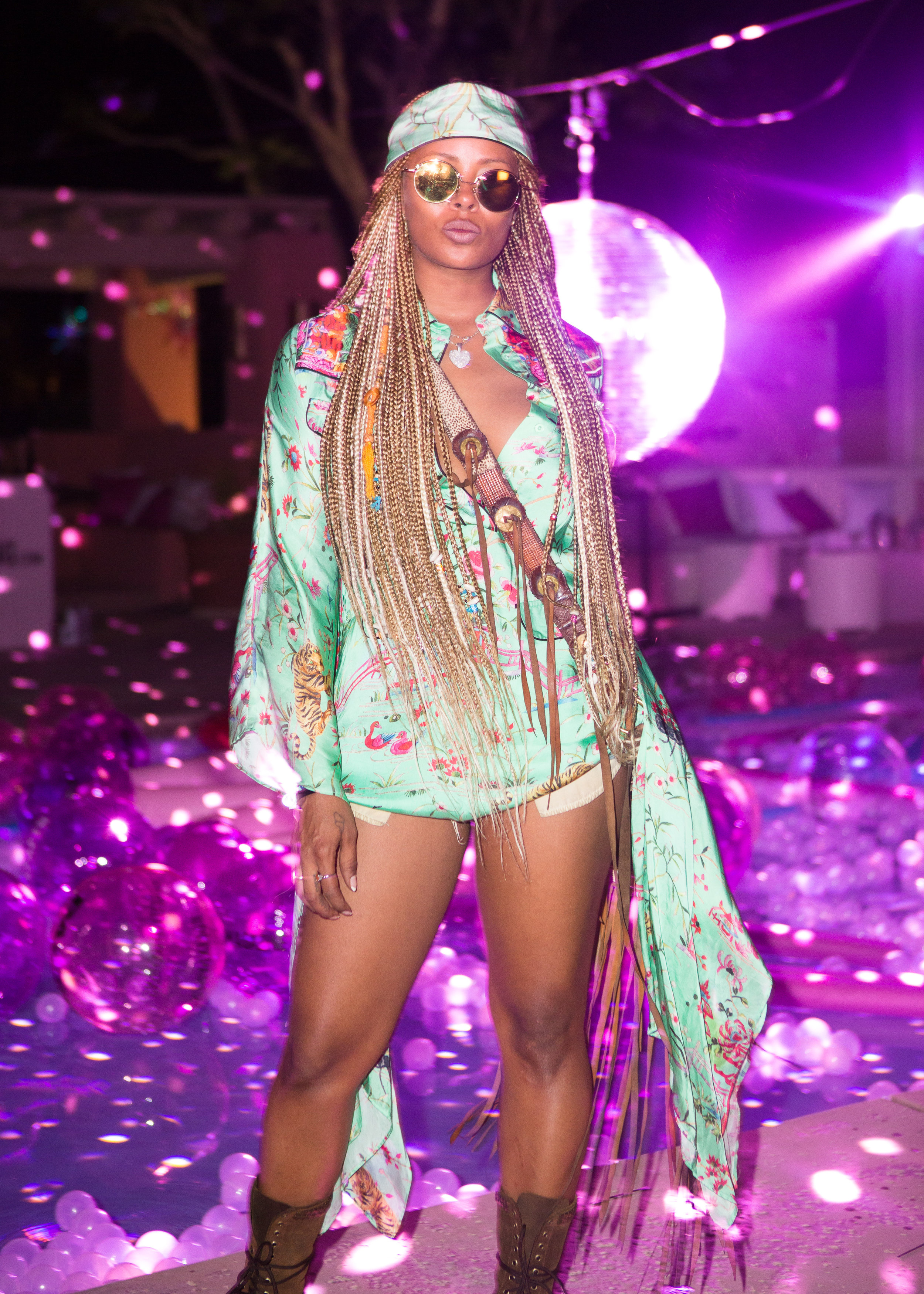 Ultimate Hollywood Coachella Poolside Party eva marcille.jpg