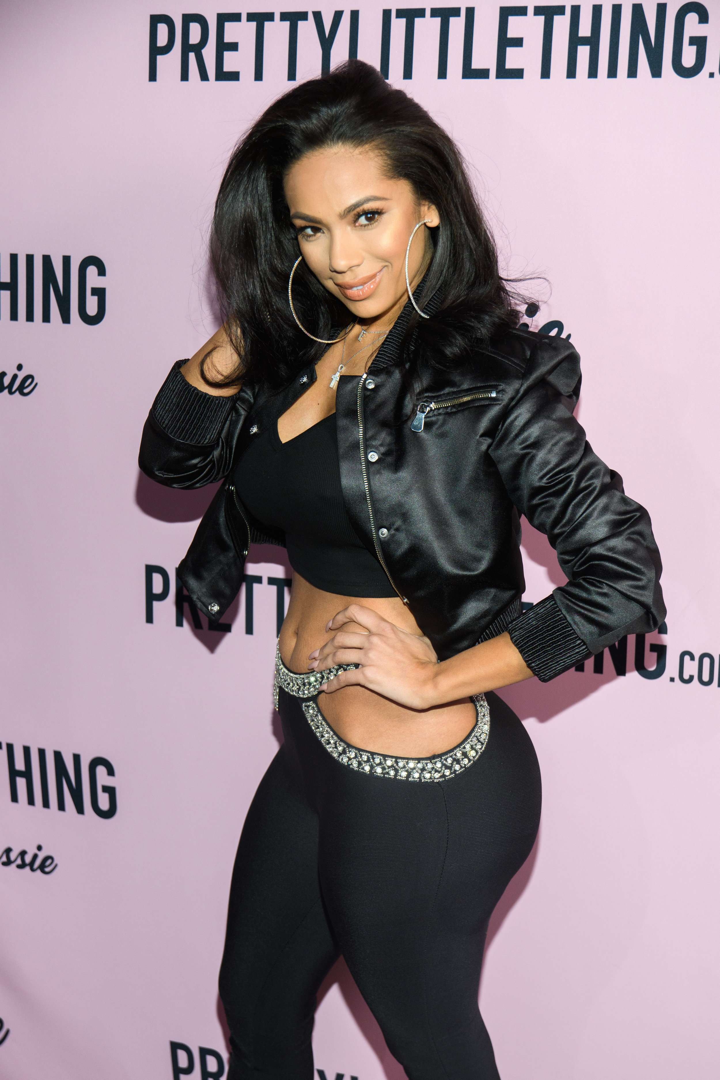 PrettyLittleThing New PLT Shape Collection with Stassie Celebrity Launch Party Erica Mena.jpg