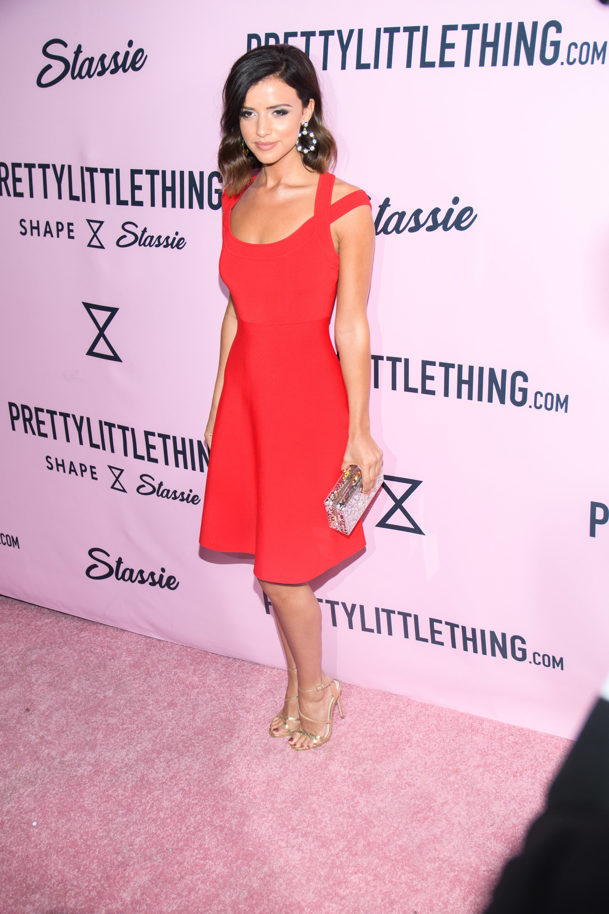 PrettyLittleThing New PLT Shape Collection with Stassie Celebrity Launch Party Lucy Mecklenburgh.jpg