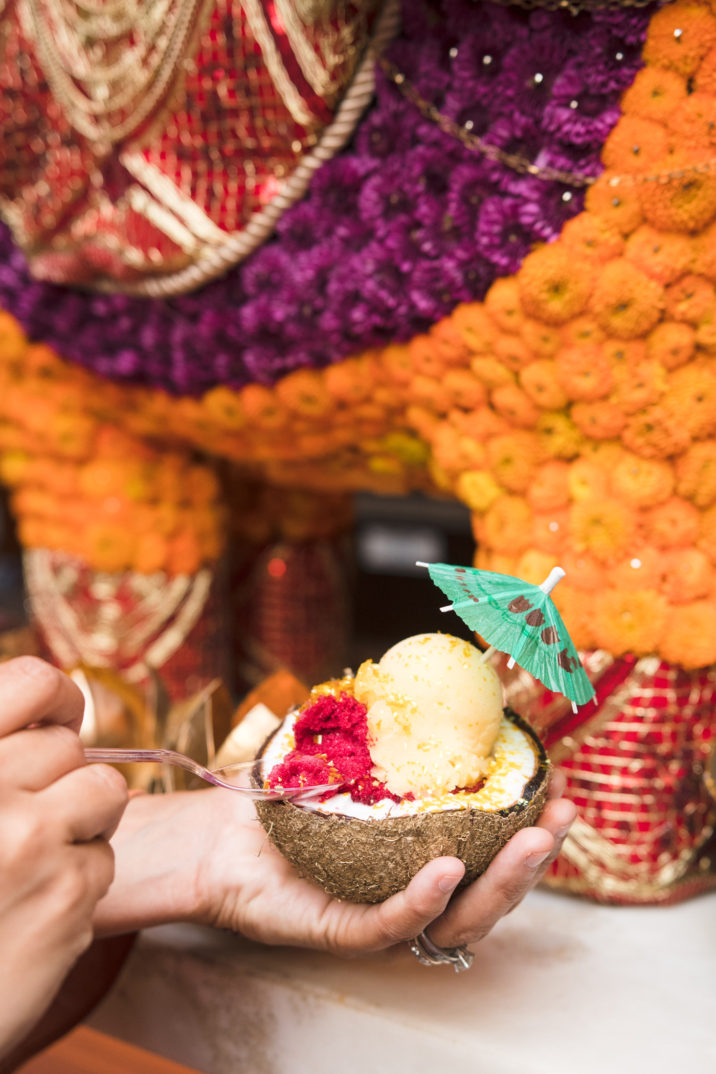 Moroccan Inspired Baby Shower Party Lorianns coconut sundae.jpg