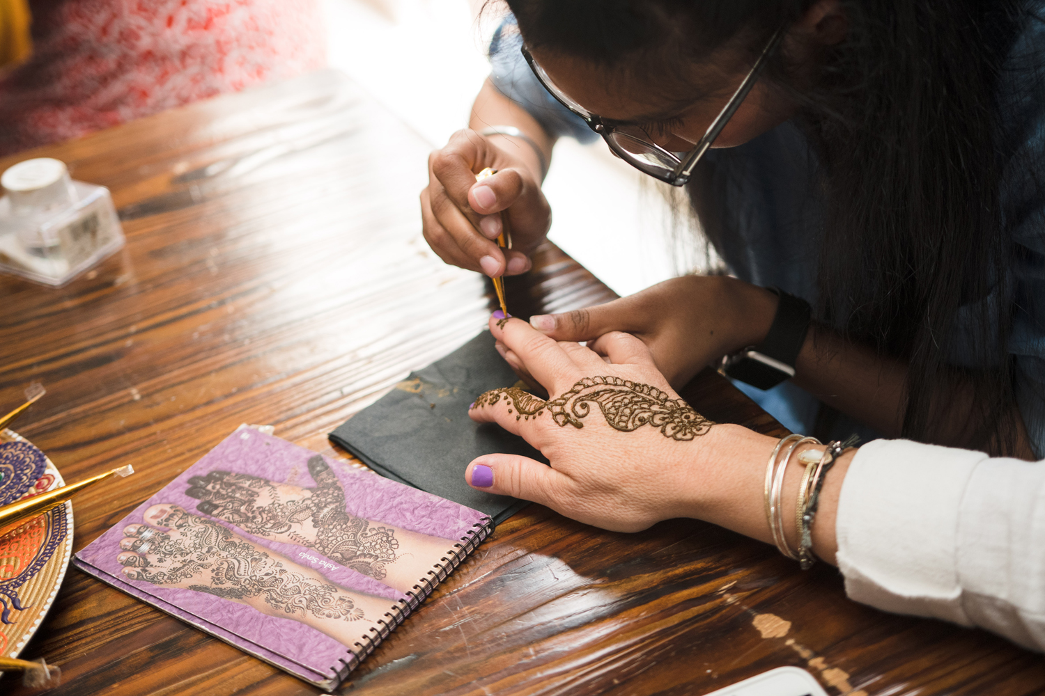 Moroccan Inspired Baby Shower Party henna tattoos.jpg