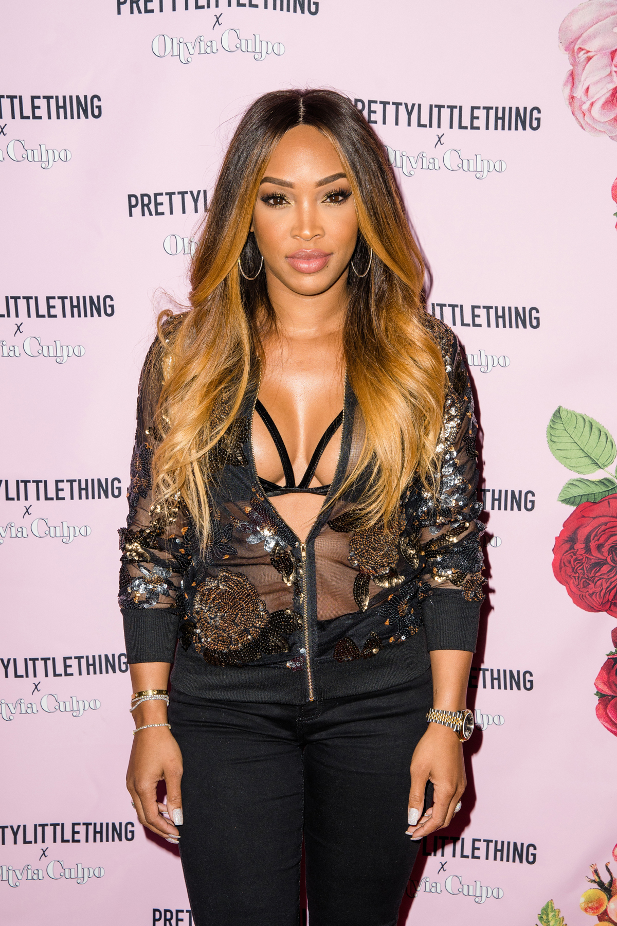 PrettyLittleThing PLT X Olivia Culpo Collection  Celebrity Launch Party Malika Haqq.jpg