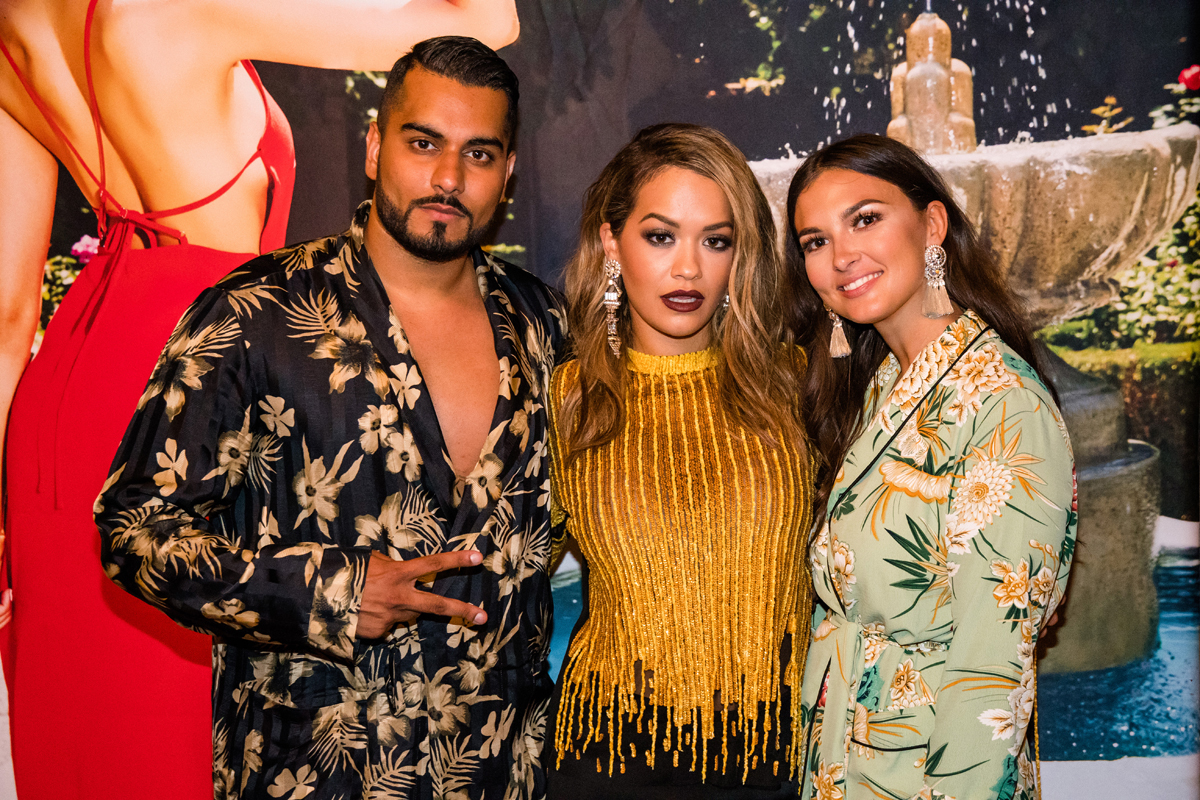 PrettyLittleThing PLT X Olivia Culpo Collection  Celebrity Launch Party Umar Kamani and Rita Ora.jpg
