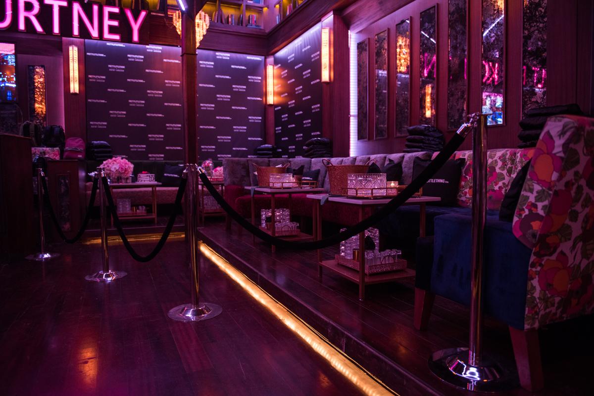PrettyLittleThing PLT X Kourtney Kardashian Collection Celebrity Launch Party VIP area.jpg