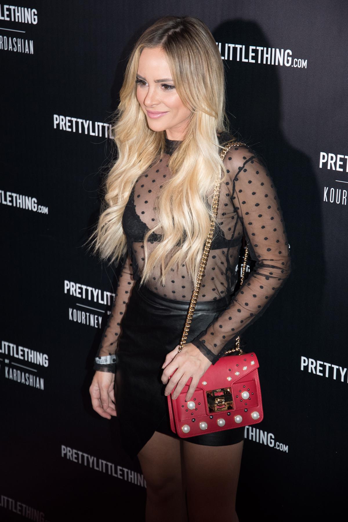 PrettyLittleThing PLT X Kourtney Kardashian Collection Celebrity Launch Party Amanda Stanton.jpg