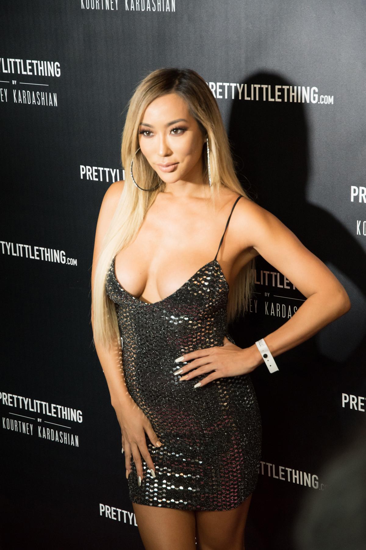 PrettyLittleThing PLT X Kourtney Kardashian Collection Celebrity Launch Party Arika Soto.jpg