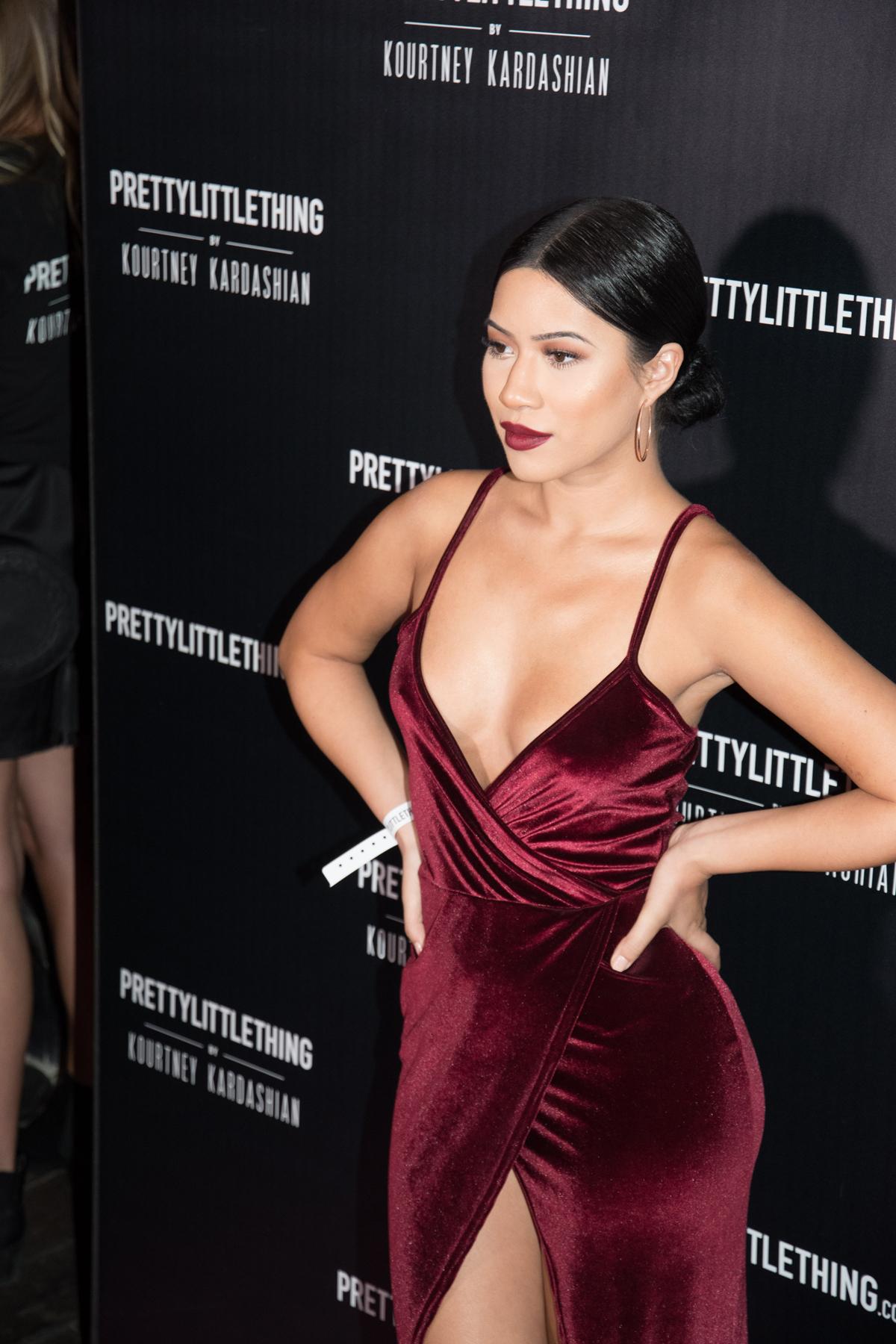 PrettyLittleThing PLT X Kourtney Kardashian Collection Celebrity Launch Party Julia Kelly.jpg