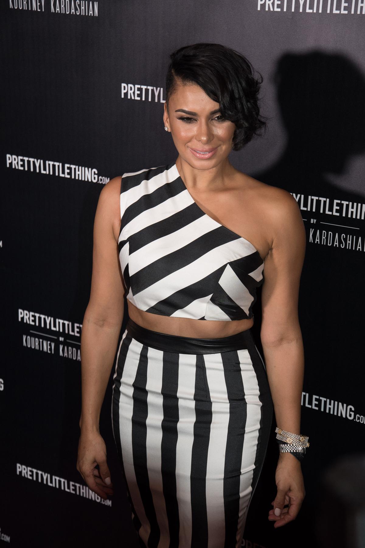PrettyLittleThing PLT X Kourtney Kardashian Collection Celebrity Launch Party Laura Govan.jpg