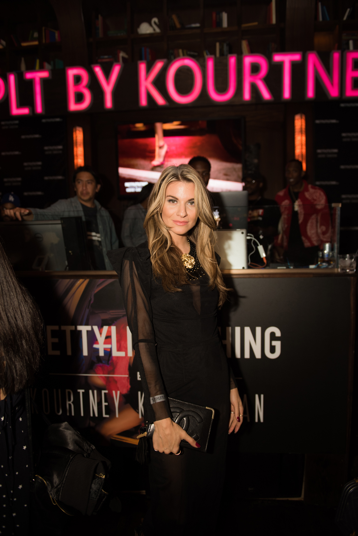 PrettyLittleThing PLT X Kourtney Kardashian Collection Celebrity Launch Party 13 .jpg