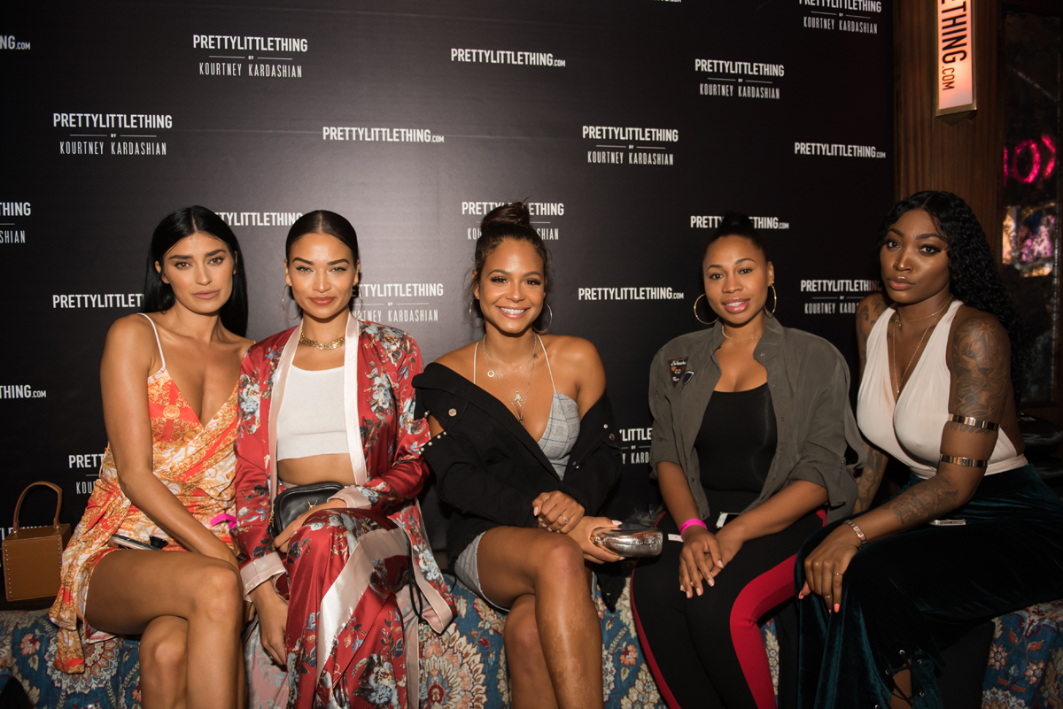 PrettyLittleThing PLT X Kourtney Kardashian Collection Celebrity Launch Party 18.jpg