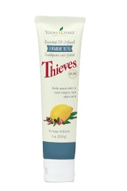 A Day in my Oily Life- Thieves Dentarome Ultra Toothpaste.png