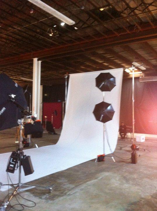 Photography Studio in Miami