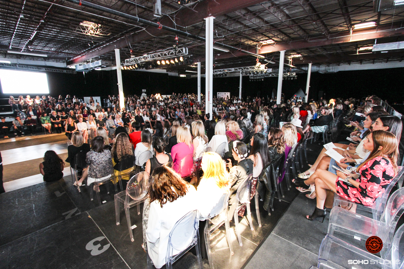 Fashion Show event space