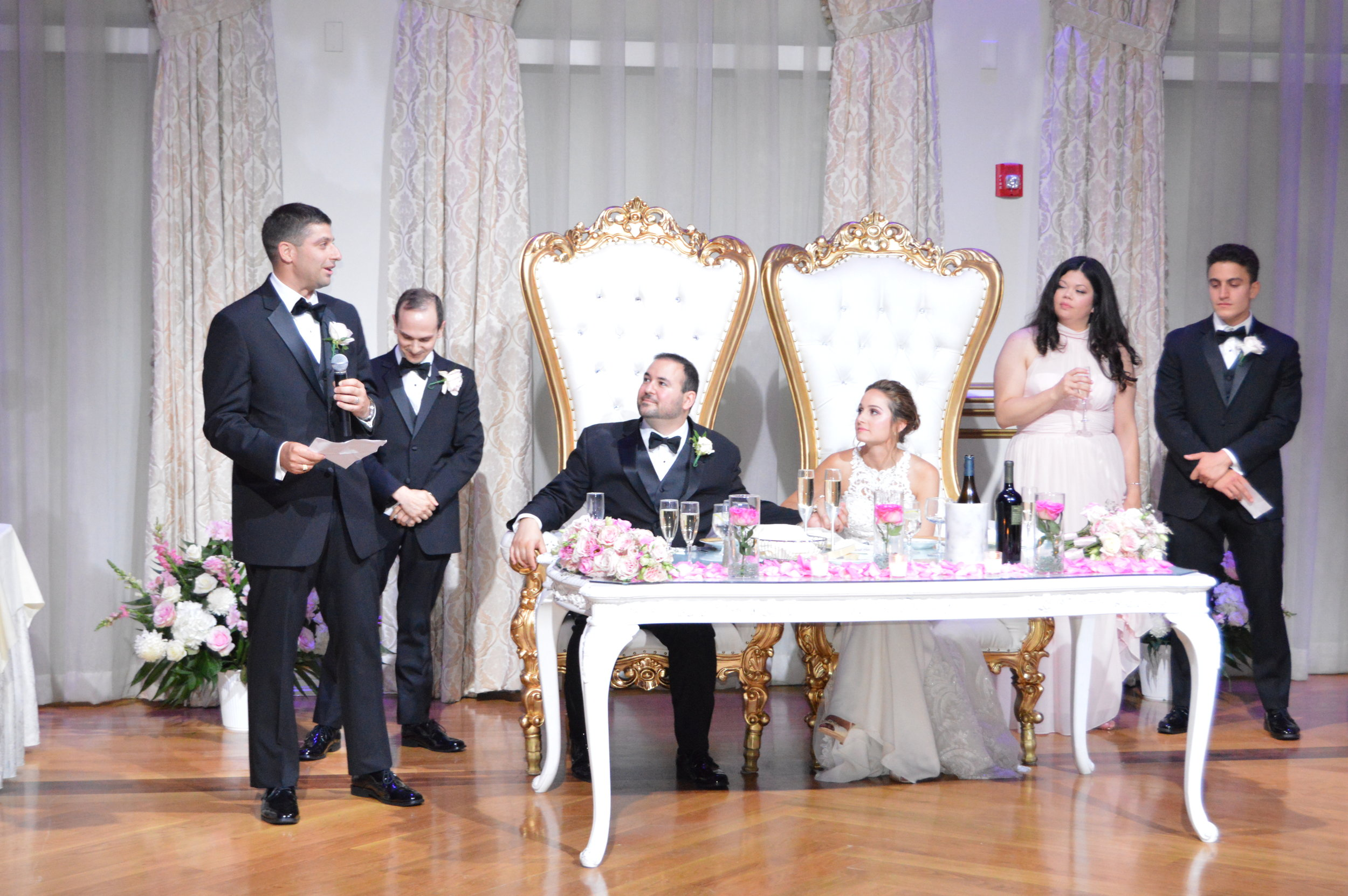 Amanda and Nick's Wedding! — Steve Guillen Productions, SG