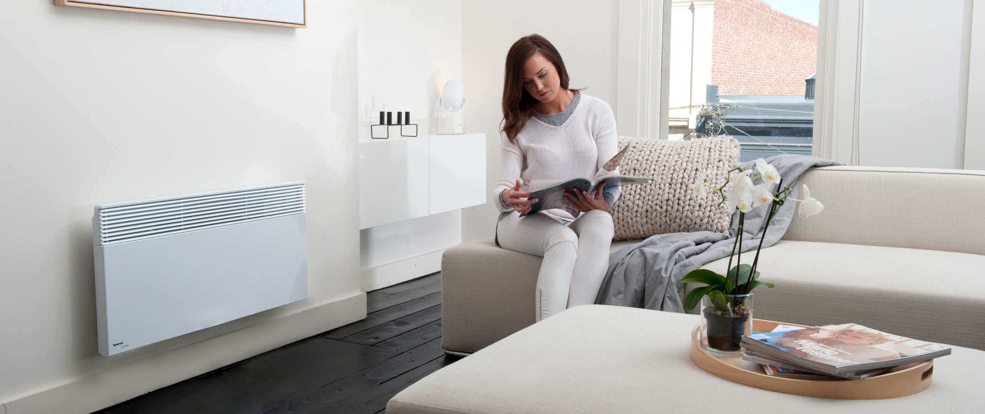 Benefits of Our Electric Heaters -