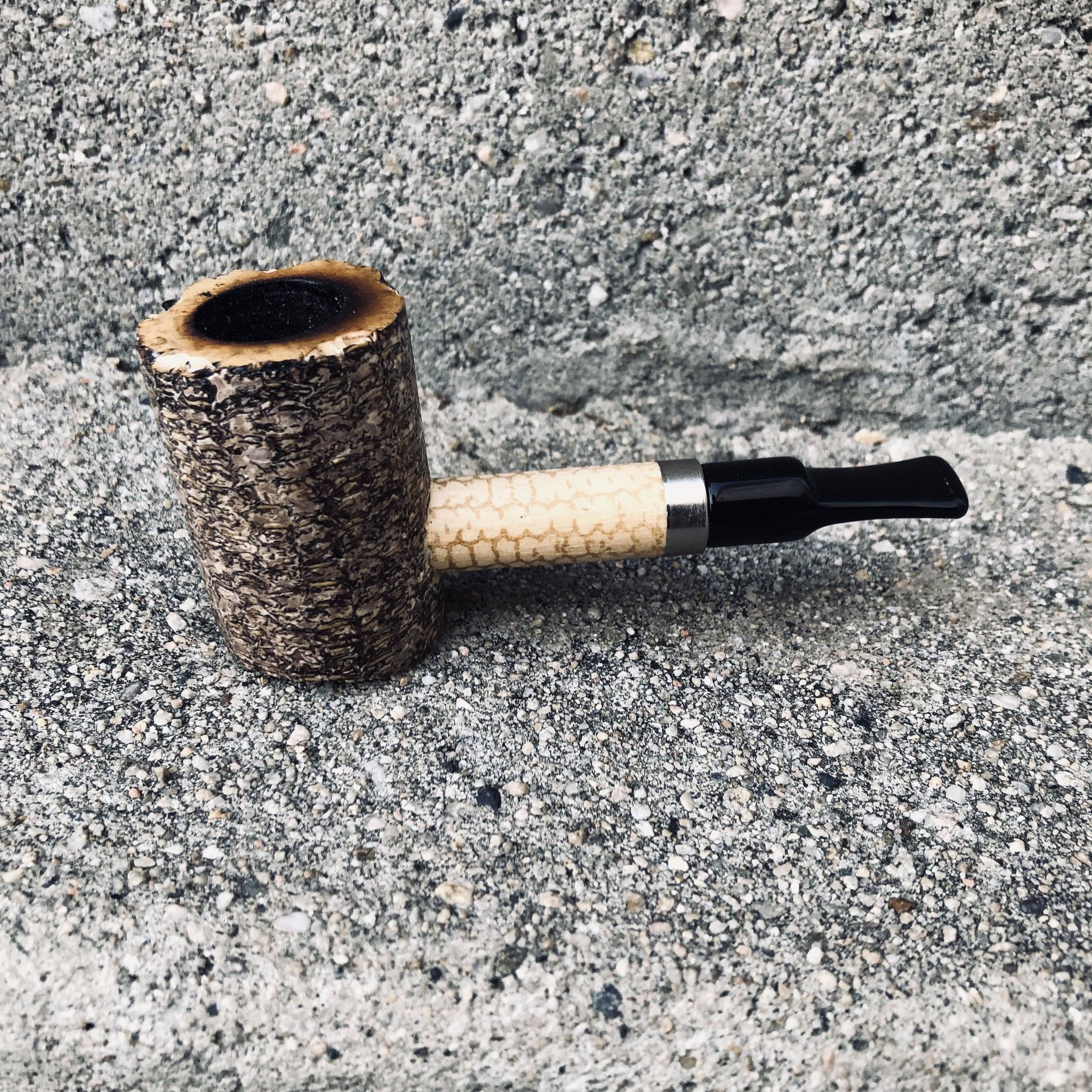 Dagner Poker Corncob Pipe