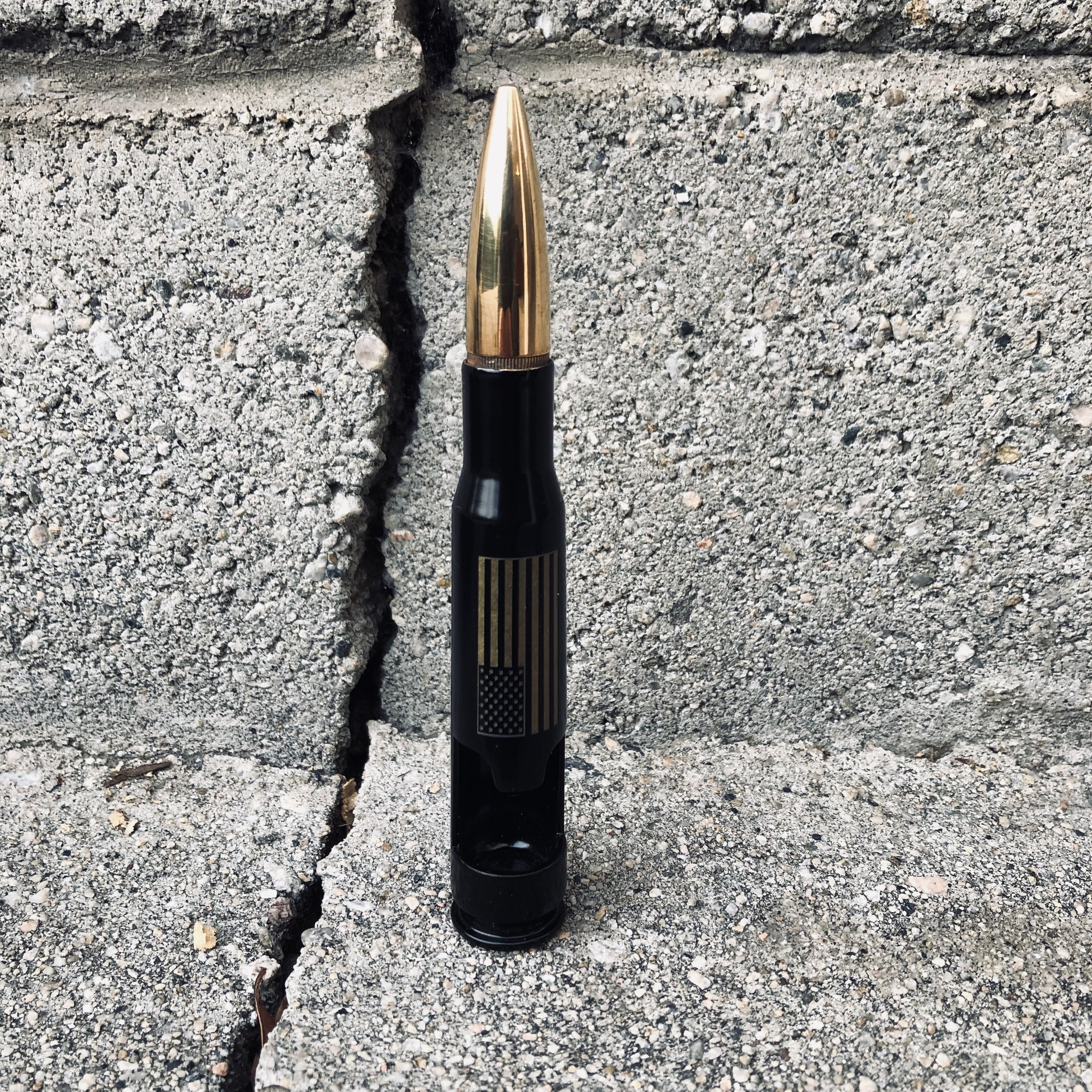Bottle Breacher 50 Cal Black