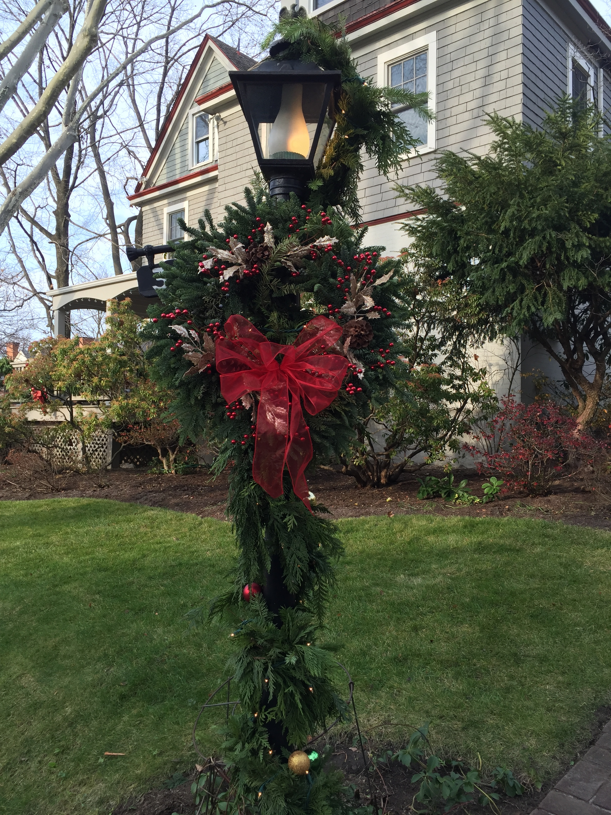 Gardenalia - Holiday Decoration project