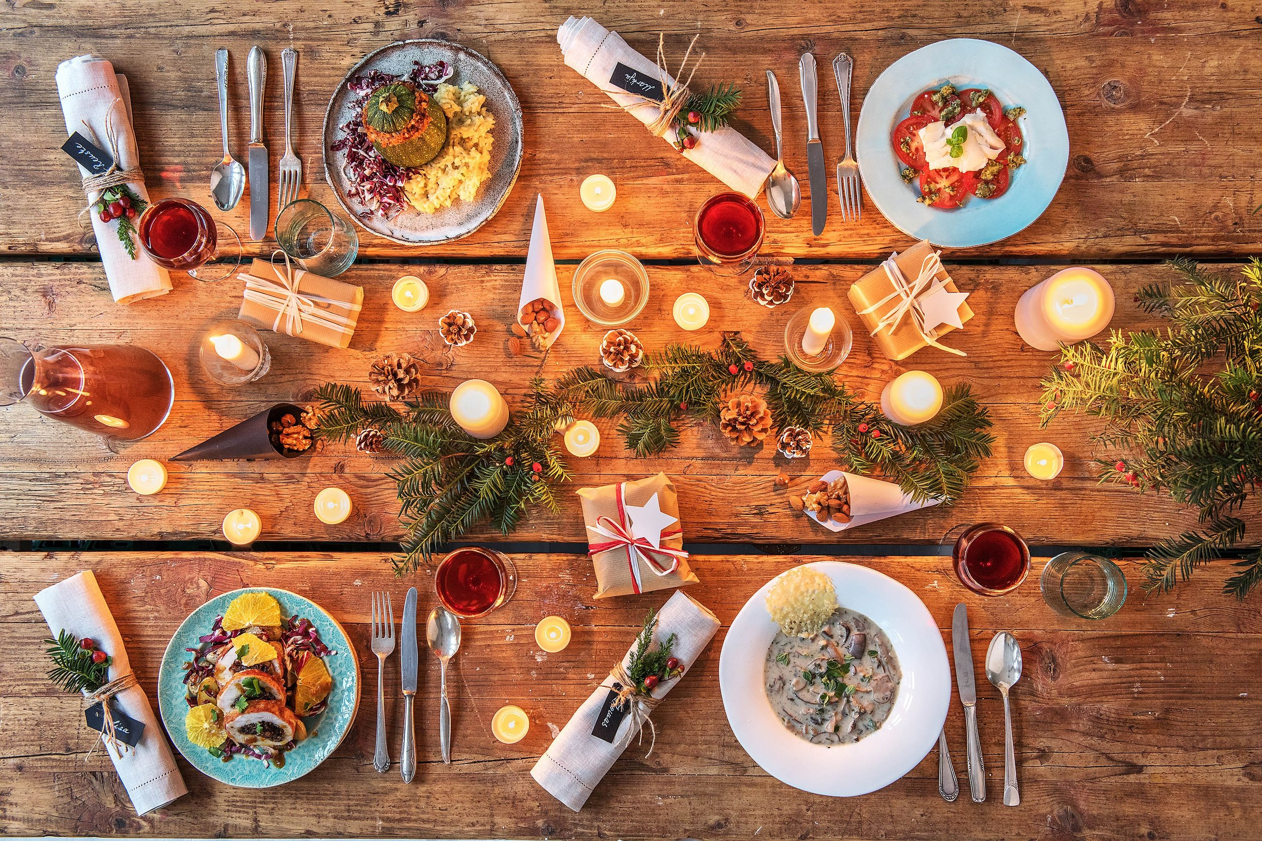 Cooking w/ FHK - Farmhouse Food for Thought: Holiday Edition - December 14, 2017