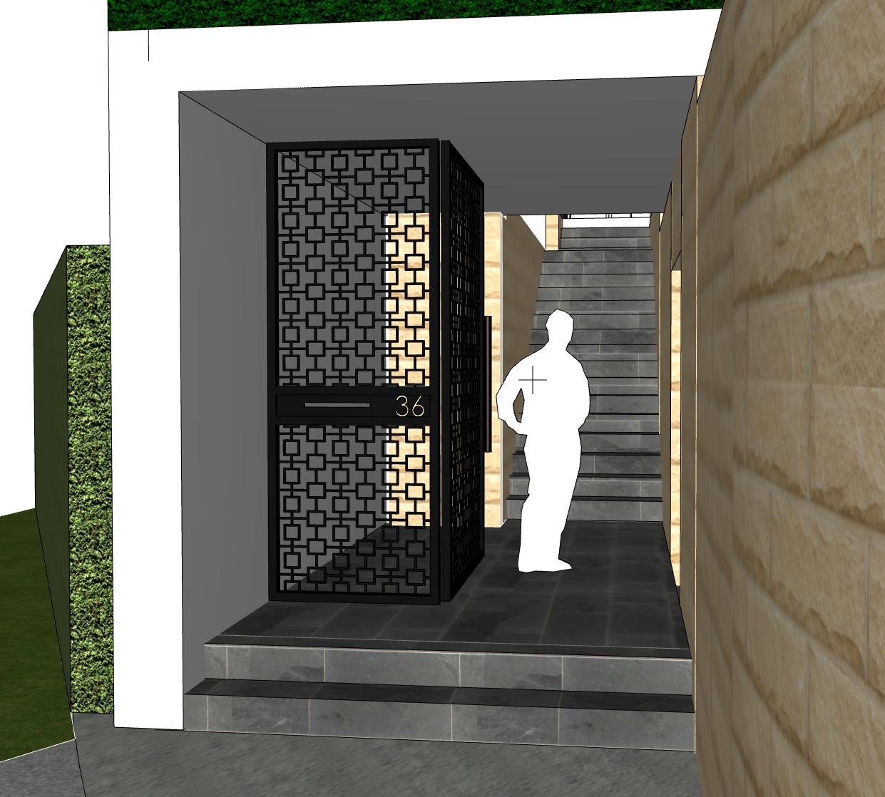 wentworth entrance