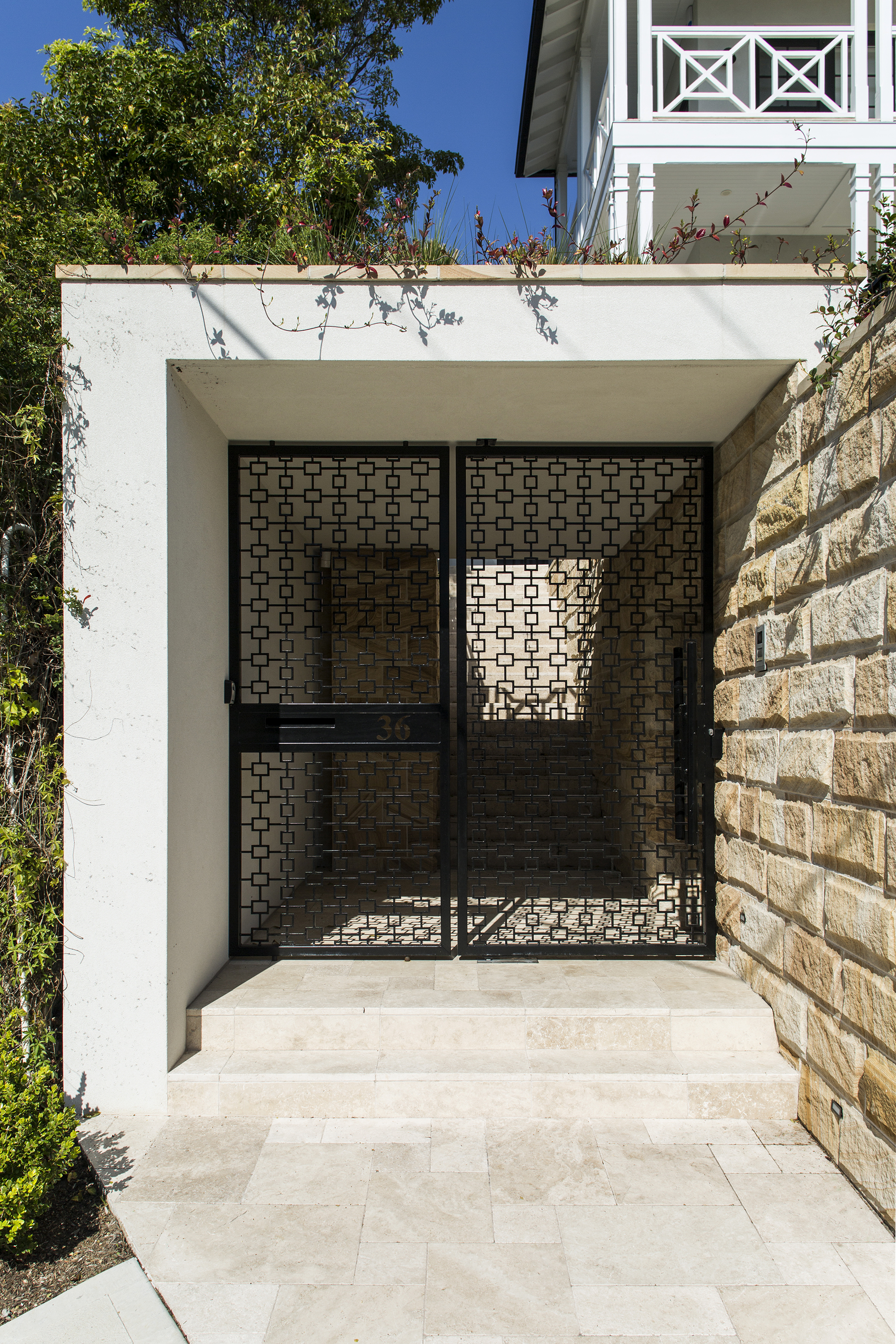 Wentworth Vaucluse Entry 1