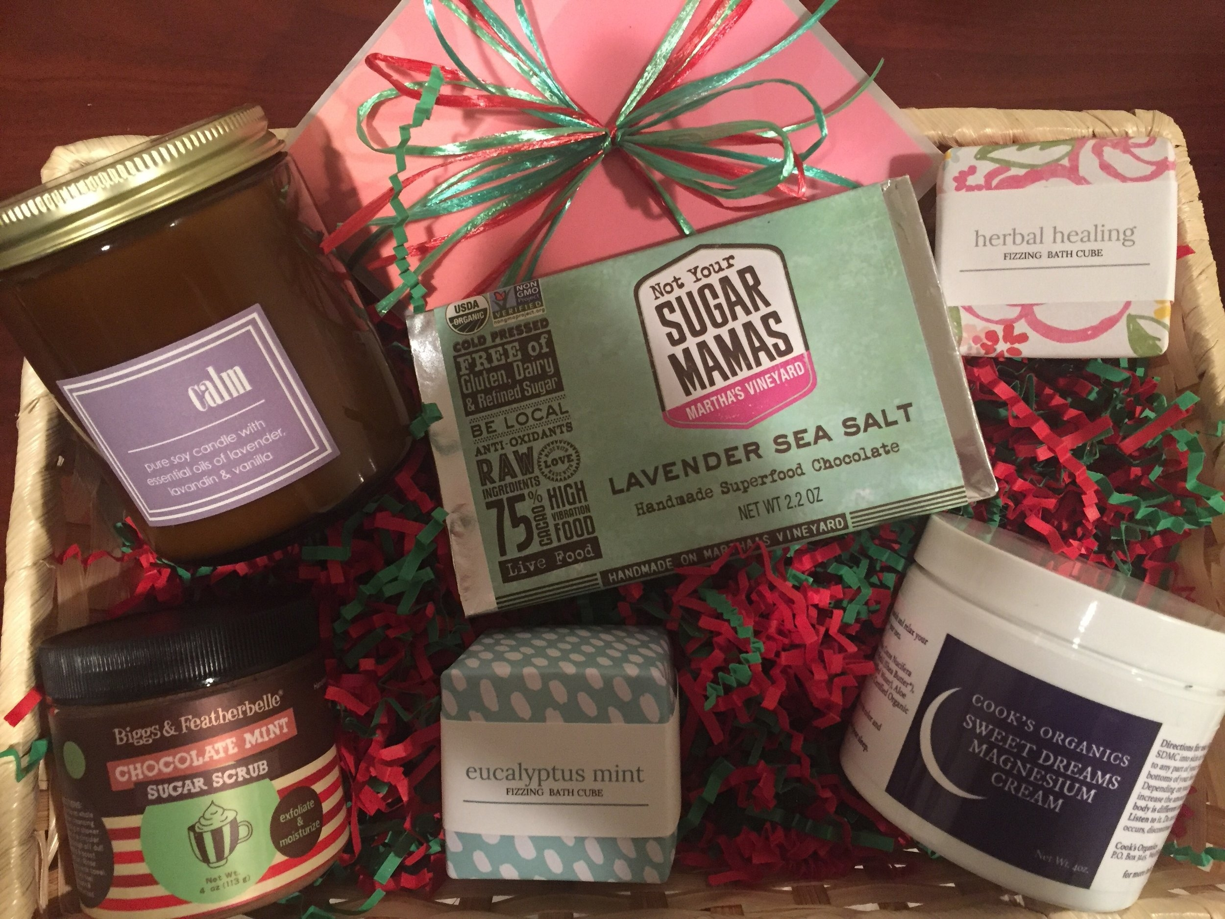 - Healthy treats and yummy products from Therapeutic Bodyworktherapeutic-bodywork.comGive the gift of stress relieving self care products and a little chocolate indulgence.Buy $200 worth of gift cards and get 15% off wellness products this month!