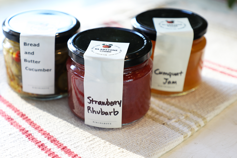 Suki's Homemade Jams and Pickles