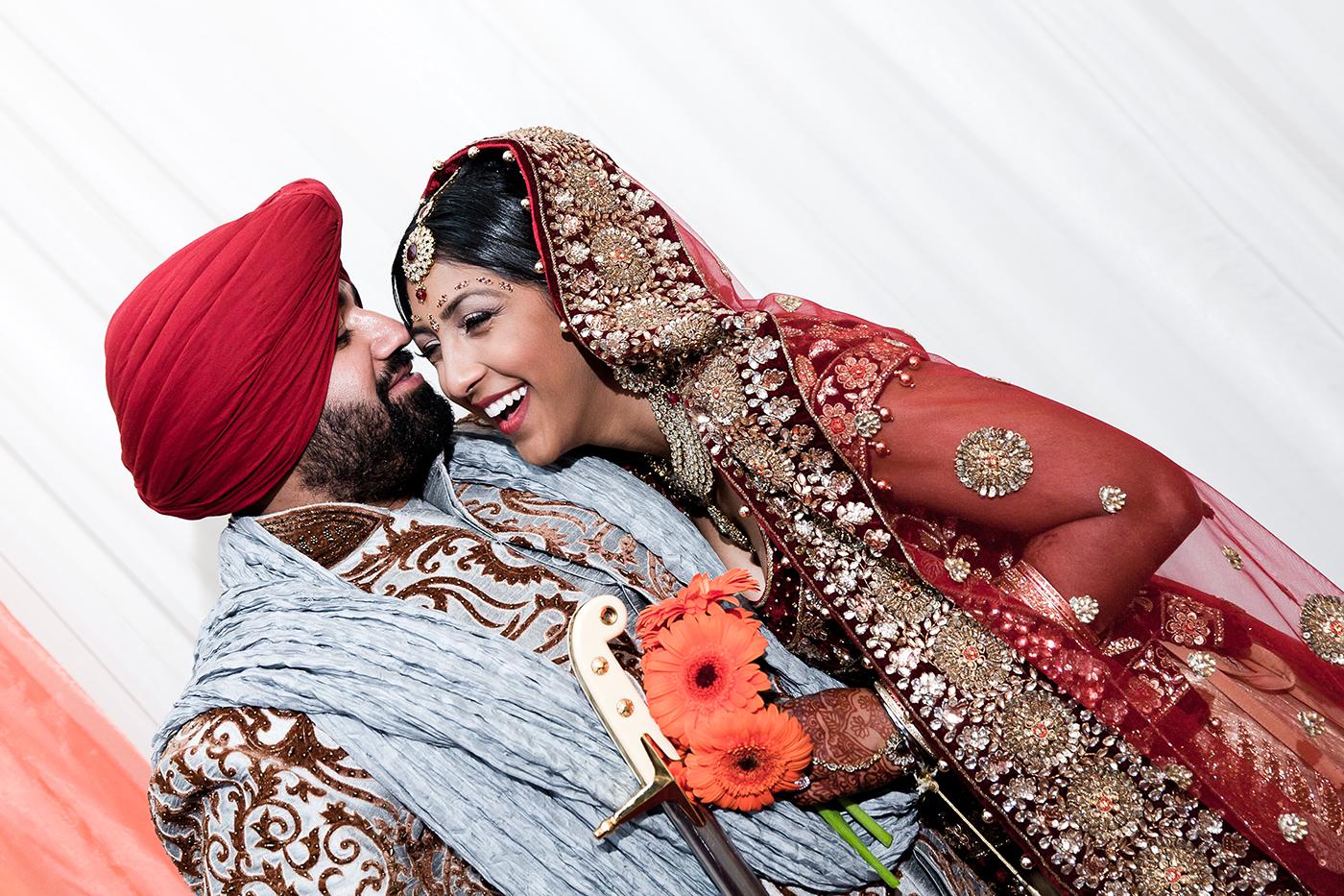 Sikh Gurdwara Selma Wedding
