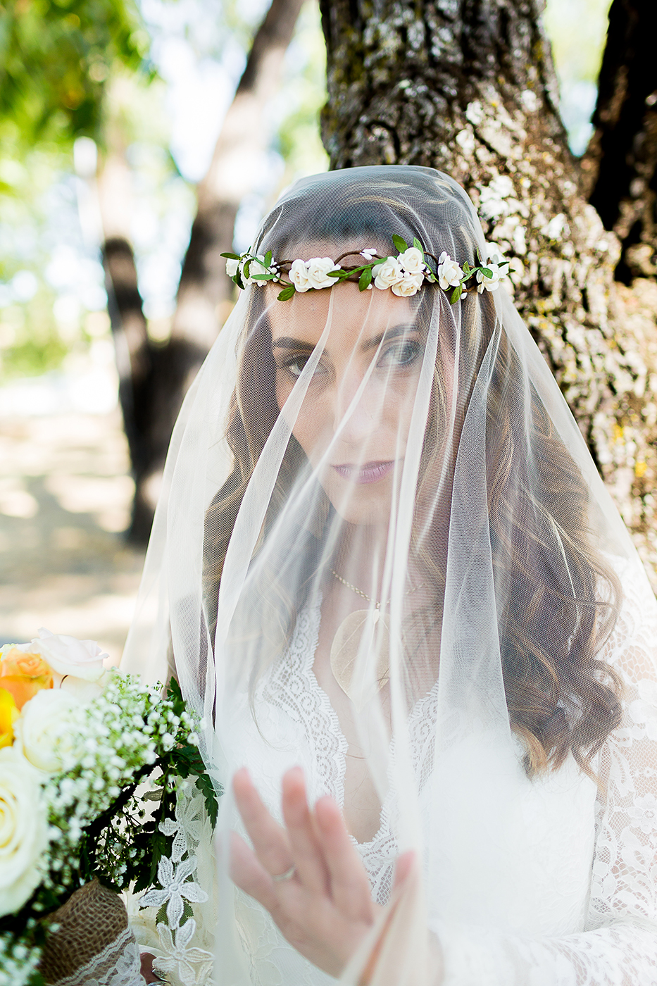Push the veil bride Zoart Photography