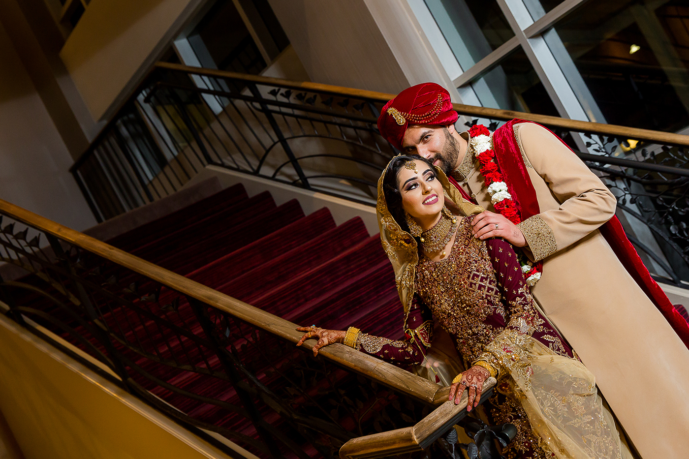 Hyatt Hotel Sacramento Pakistani Wedding
