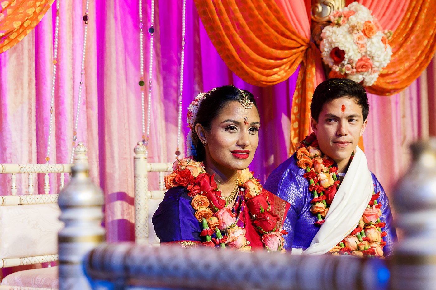 Livermore Shiva-Vishnu Temple Wedding