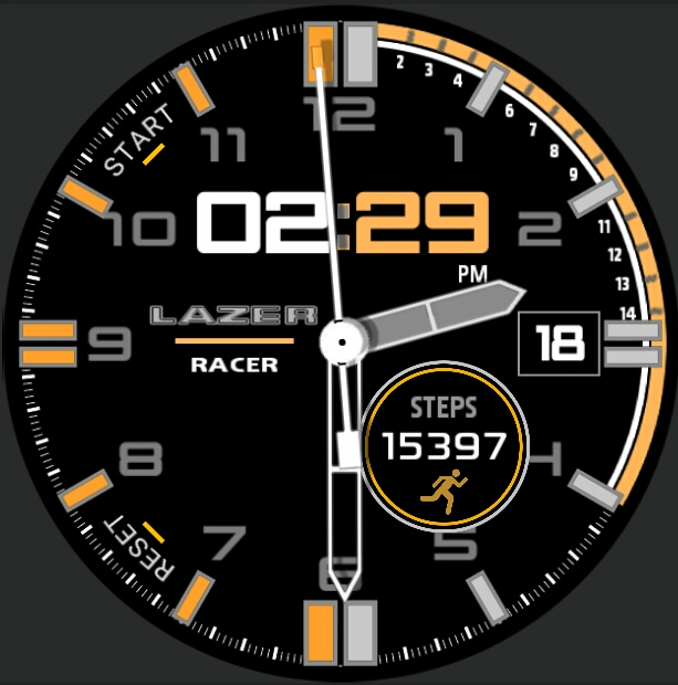 LAZER RACER - Watch in the works....