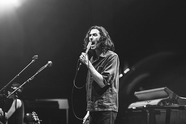 Hozier performing at Taft Theatre in Cincinnati, OH — photographed for @citybeatcincy | see more on CityBeat.com | @hozier . . . #cincinnati #ohio #cincinnatiohio #cincinnatiphotographer #canonusa #cincy #musicphotographer #hozier #livemusicphotography #livemusic #livemusicphotographer #canon #andrewhozierbyrne #concert #canonshooter #freelance #concertphotography #instagood #canonphotography #picoftheday #concertphotographer #midwest
