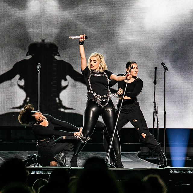 Bebe Rexha performing at US Bank Arena in Cincinnati, OH — photographed for @citybeatcincy | @beberexha @usbankarena . . . #cincinnati #cincinnatiohio #cincy #ohio #cincinnatiphotographer #livemusic #livemusicphotography #canon #musicphotography #concert #musicphotographer #canonusa #canonphotography #freelance #concertphotography #concertphotographer #beberexha #happinessbeginstour #instagood #picoftheday