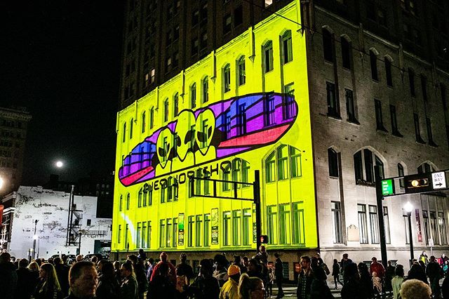Ventured out to BLINK last night. The creative energy in Cincinnati is addictive. @blinkcincinnati #blinkcincinnati . . . #cincinnati #cincinnatiohio #cincy #ohio #cincinnatiphotographer #ohiophotographer #ohio #ohiogram #blink #blink2019 #blinkcincy #blinkcincinnati2019 #nky #nkyphotographer #canon #canonusa #lightfestival #art #artinstillation #wellnessfestival #instagood #picoftheday #canonphotographer #cincishooters