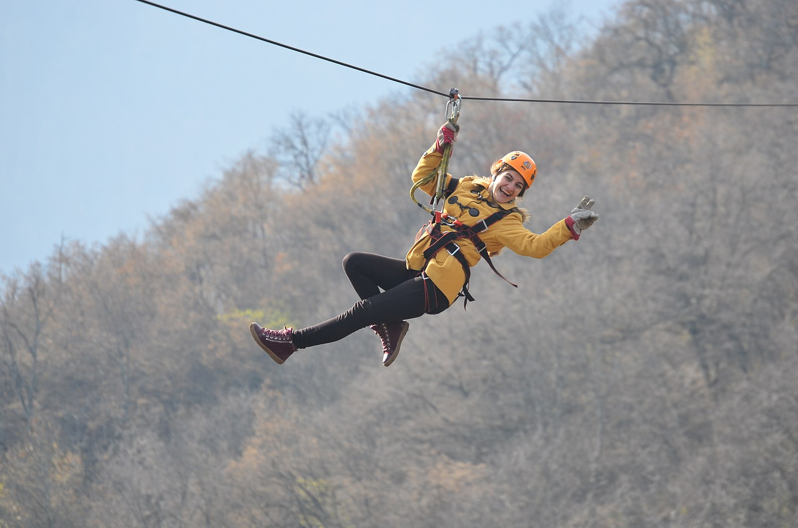 New Zipline - We are excited to announce that we will be installing a brand new zipline at Camp Wakonda this spring! We have a very generous donor who has provided $7,000 for this project. We are still in need of $3,250 to complete this project. If you would like to help fund this exciting new addition to our Summer Camp program please follow the link provided. You can also donate by mailing a check to P.O. Box 100, Fall River, WI 53932 and make the check payable to Camp Wakonda. Please note in the memo line that your donation is for the Zipline Fund.