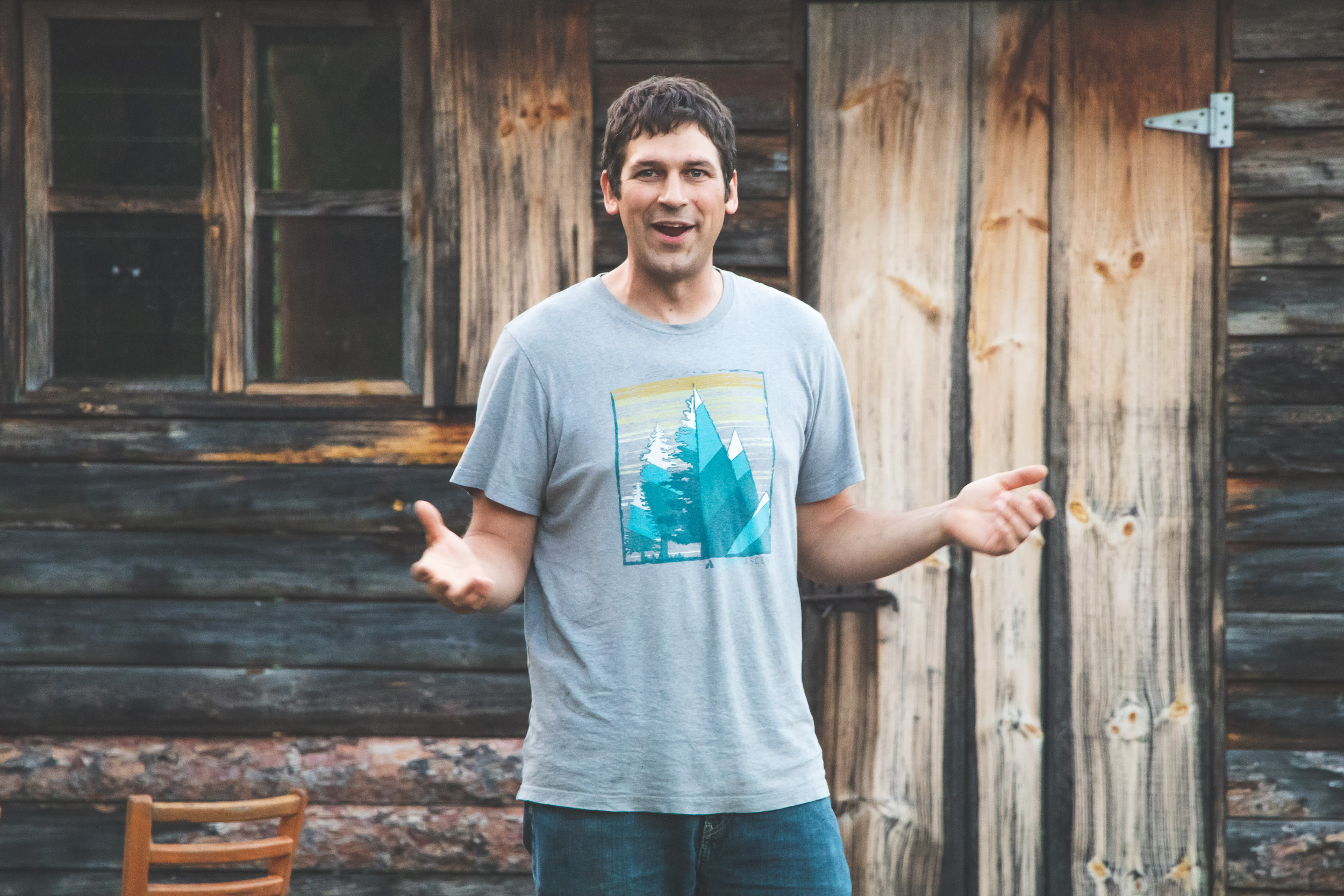 Speakers - Every week of camp, we bring in a new and exciting speaker. Come to Wakonda not only to be inspired, but to join us on a path to getting to know Jesus better as our Lord, King, personal Savior, and Friend.