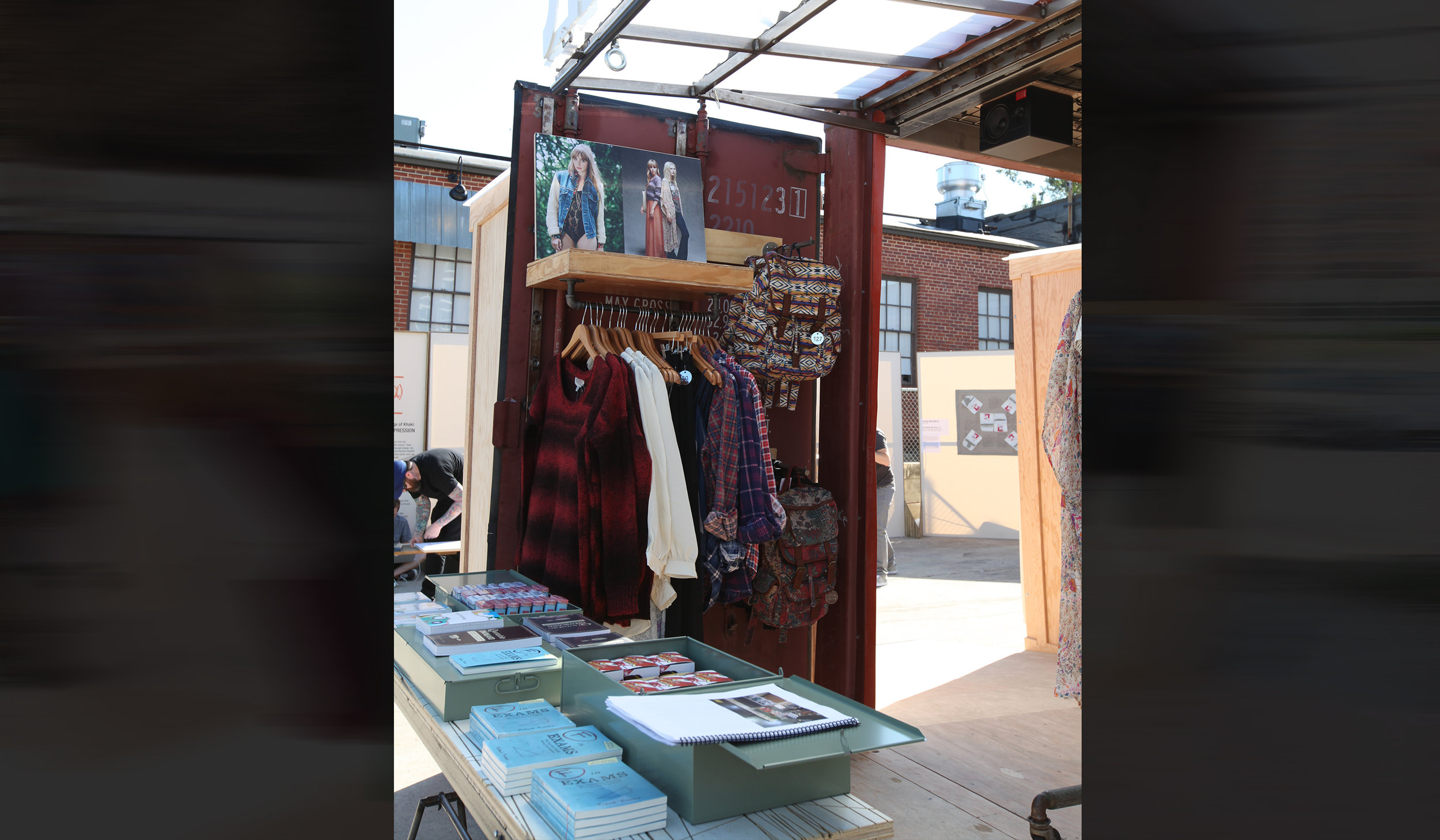 The project was developed to deliver the Urban Outfitters retail experience to US markets that do not yet have a permanent retail presence.