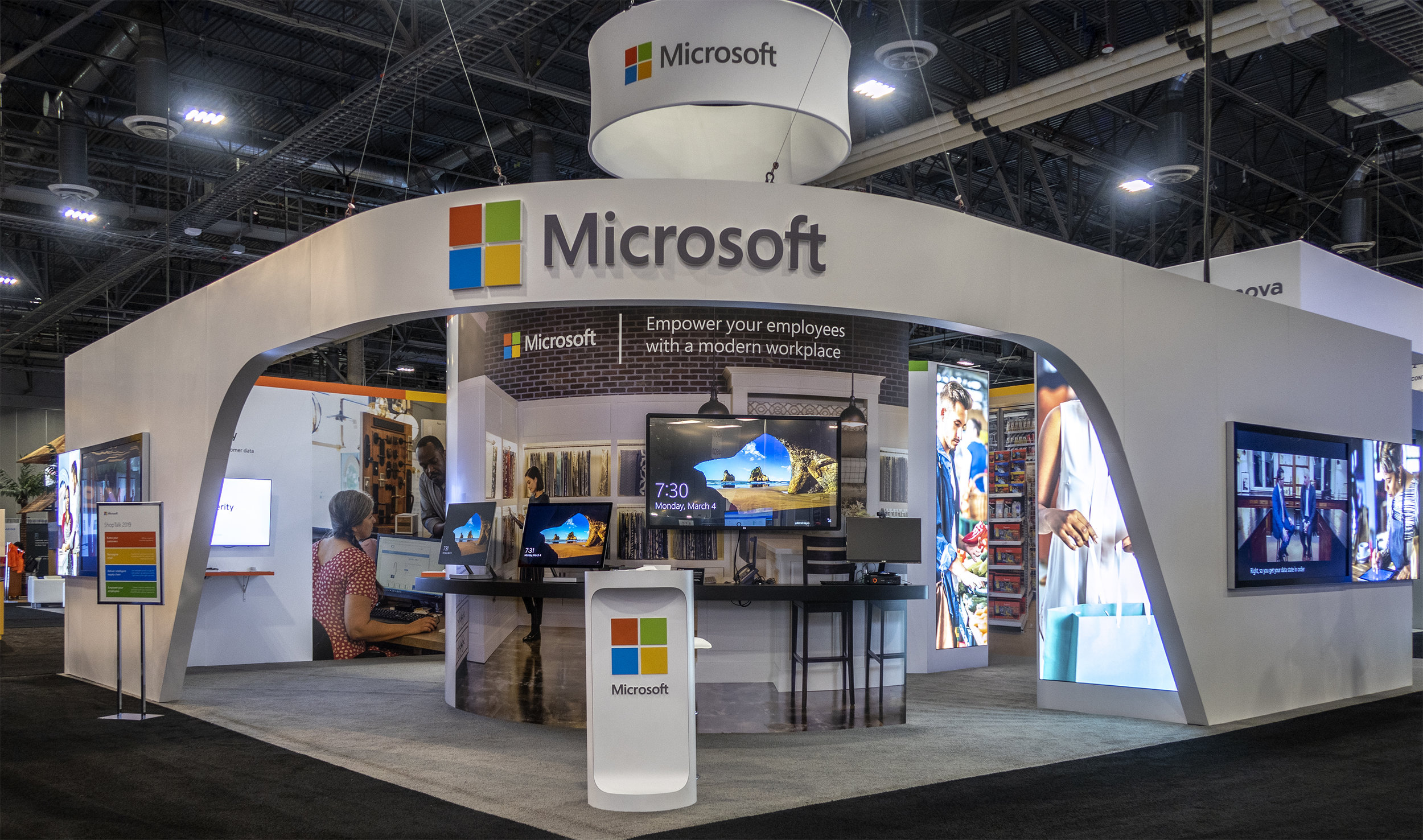 ImagiCorps - Microsoft Shop Talk 2019 - Tradeshow