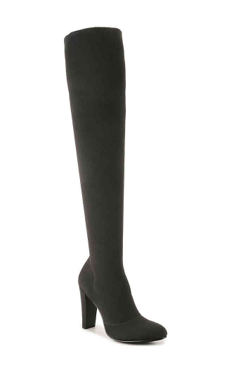 CHARLES BY CHARLES DAVID SIMONE OVER THE KNEE BOOT